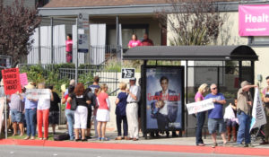 Pasadena Planned Parenthood Sidewalk Counseling Workshop